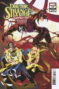 [Doctor Strange #17 (Lupacchino Carnage-Ized Variant) (Product Image)]