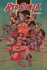 [Red Sonja #16 (Castro Colour Bonus Variant) (Product Image)]