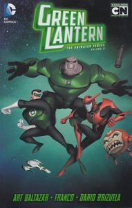 [Green Lantern: The Animated Series: Volume 2 (Product Image)]