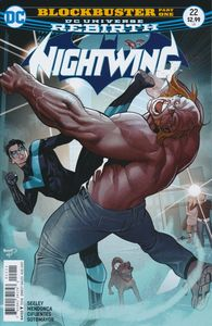 [Nightwing #22 (Product Image)]
