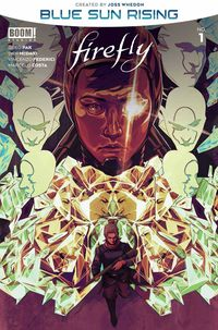 [The cover for Firefly: Blue Sun Rising #1 (Cover A Main)]