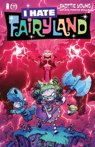 [I Hate Fairyland #20 (Cover A Young) (Product Image)]