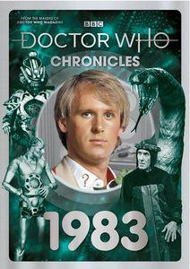 [Doctor Who: Bookazine #26: Chronicles 1983 (Product Image)]