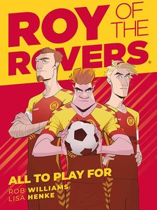 [Roy Of The Rovers: Volume 5 (Product Image)]
