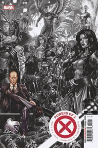 [Powers Of X #1 (5th Printing Brooks Variant) (Product Image)]