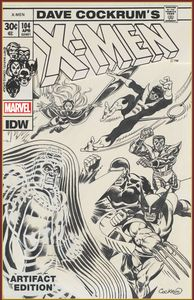 [X-Men: Artifact Edition (Hardcover) (Product Image)]