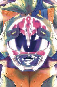 [Power Rangers/Teenage Mutant Ninja Turtles #4 (Leo Montes) (Product Image)]