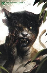 [Dceased: Unkillables #2 (Card Stock Mattina Variant Edition) (Product Image)]