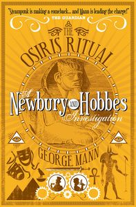 [Newbury & Hobbes: Book 2: The Osiris Ritual (Signed Edition) (Product Image)]