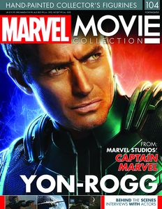 [Marvel Movie Collection #104: Yon-Rogg (Product Image)]