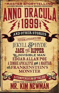 [Anno Dracula 1899 & Other Stories (Product Image)]
