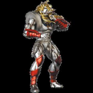 [Kinnikuman: UDF Mini Figure: General Devil (Product Image)]