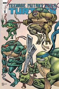 [Teenage Mutant Ninja Turtles: Ongoing #113 (Lesniewski Variant) (Product Image)]