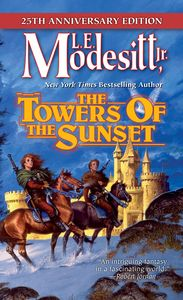[The Saga Of Recluse: Book 2: The Towers Of The Sunset (Product Image)]