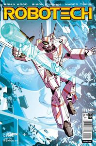 [Robotech #5 (Cover D Shedd) (Product Image)]