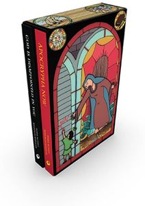 [God Is Disappointed In You/Apocrypha Now! (Slipcase Edition - Hardcover) (Product Image)]