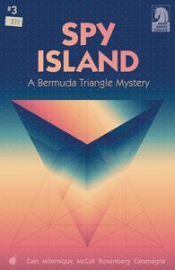 [Spy Island #3 (Cover A Miternique) (Product Image)]