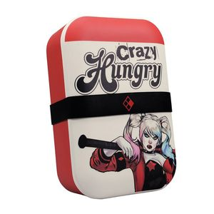 [Harley Quinn: Bamboo Lunch Box (Product Image)]