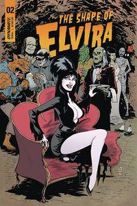 [Elvira: The Shape Of Elvira #2 (Cover C Acosta) (Product Image)]