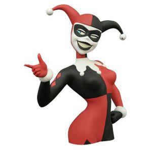 [DC: Batman Animated: Bust Bank: Harley Quinn (Product Image)]
