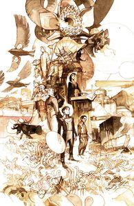 [Dune: House Atreides #5 (Cover D Tocchini) (Product Image)]