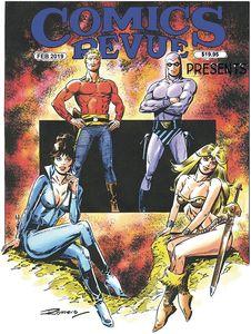 [Comics Revue Presents: Febuary 2018 (Product Image)]