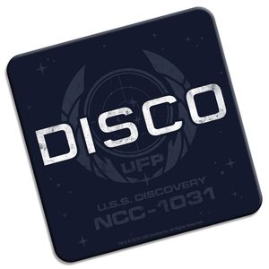 [Star Trek: Discovery: Coaster: Disco (Product Image)]