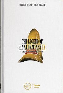 [Legend Of Final Fantasy IX: Creation Universe Decryption (Hardcover) (Product Image)]