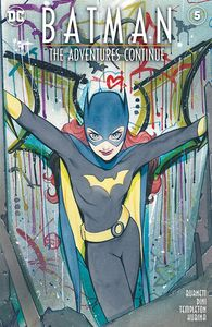[Batman: The Adventures Continue #5 (Peach Momoko Variant) (Product Image)]