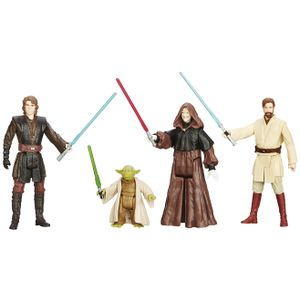 [Star Wars: Digital Collection: Action Figure Set: Episode III: Revenge Of The Sith (Product Image)]