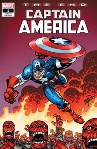 [Captain America: The End #1 (Larsen Variant) (Product Image)]