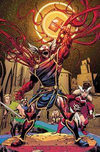 [Thor #15 (Mckone Carnage-Ized Variant) (Product Image)]
