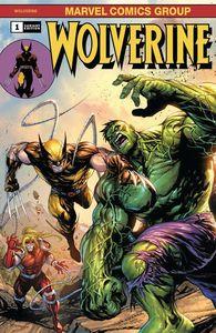 [Wolverine #1 (DX Tyler Kirkman Variant) (Product Image)]