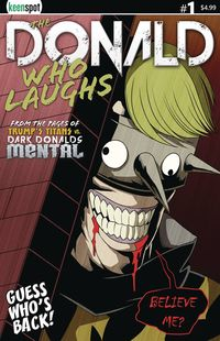 [The cover for The Donald Who Laughs #1 (Cover A Main)]