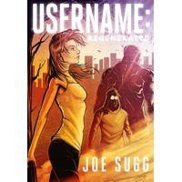 [Joe Sugg Signing Username: Regenerated (Product Image)]