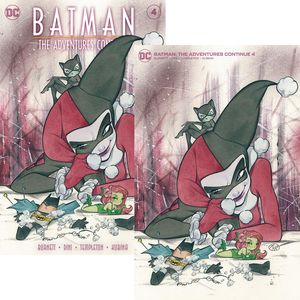 [Batman: The Adventures Continue #4 (Peach Momoko Variant Set) (Product Image)]
