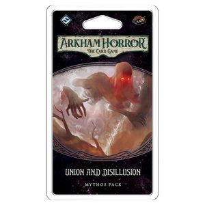 [Arkham Horror: Mythos Pack: Union & Disillusion (Product Image)]