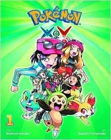 [Pokemon XY: Volume 1 (Product Image)]