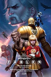 [Fables: Volume 12 (Deluxe Edition - Hardcover) (Product Image)]