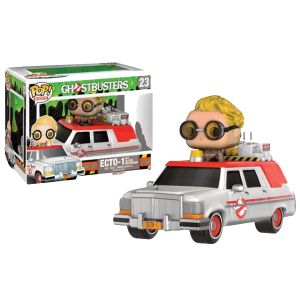 [Ghostbusters: Pop! Ride: Ecto-1 With Jillian Holtzmann (Product Image)]