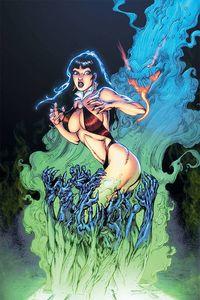 [Vengeance Of Vampirella #7 (Castro Virgin Variant) (Product Image)]