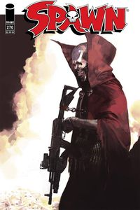 [Spawn #270 (Cover A Shanyar) (Product Image)]
