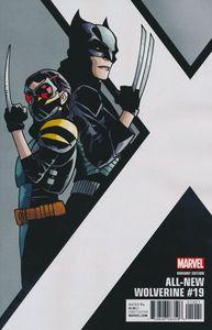 [All New Wolverine #19 (Kirk Corner Box Variant) (Product Image)]