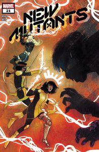 [New Mutants #21 (Product Image)]