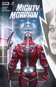 [Mighty Morphin #7 (Cover A Lee) (Product Image)]