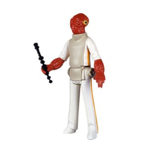 [Star Wars: Giant Retro Action Figures: Admiral Ackbar (Product Image)]
