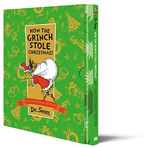 [How The Grinch Stole Christmas! (Slipcase Edition Hardcover) (Product Image)]
