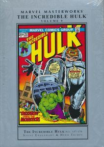 [Marvel Masterworks: Incredible Hulk: Volume 9 (Hardcover) (Product Image)]