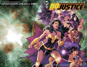 [Justice League: No Justice #3 (Product Image)]