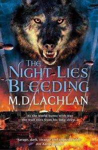 [The Night Lies Bleeding (Product Image)]